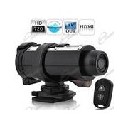 ACTION CAMERA HD DI COLORE NERO