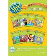 Let's Go: Let's Begin Readers Pack: Lets Begin Reader's Pack by Lynne Robertson