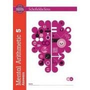 Mental Arithmetic 5 Answers by J. w. Adams