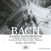 J.S. Bach - Sacred Masterpieces (0028946370124) (10 CD)