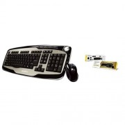 Set GIGABYTE KM7600 multimediální USB čierna CZ