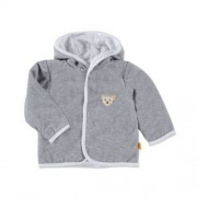 STEIFF Baby Nicki Kurtka soft grey