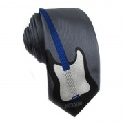 Cravatta seta chitarra MOSCHINO