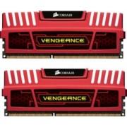 Memorie Corsair Vengeance 16GB Kit 2x8GB DDR3 1866MHz Red