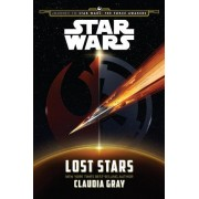 Journey to Star Wars: The Force Awakens Lost Stars by Claudia Gray