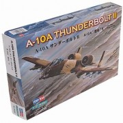 Hobby Boss A-10A Thunderbolt II Airplane Model Building Kit