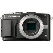 """Olympus PEN E-PL5 Cámara EVIL de 16.1 Mp (pantalla 3"""", estabilizador, vídeo Full HD), color negro kit con objetivo 14-150mm f/4"""