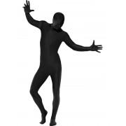 Costum carnaval barbati Second Skin negru