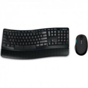 клавиатура и мишка Microsoft Sculpt Comfort Desktop USB Port Eng Intl Euro Hdwr - L3V-00021