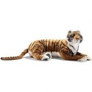 Hansa Plush - 40 Laying Bengal Tiger