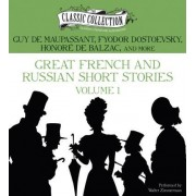 Great French and Russian Short Stories by Guy de Maupassant