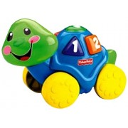 Fisher Price: Roll-Along Pals Turtle