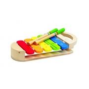 Hape - E0302 - Instrument de Musique en Bois Premier Age - Xylophone