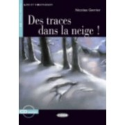 DES Traces Dans LA Neige - Book & CD by Nicolas Gerrier