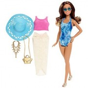 Barbie Glam Vacation Doll Tie Dye One Piece