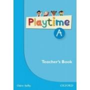 Playtime A Teacher´s Book(C. Selby; S. Harmer)
