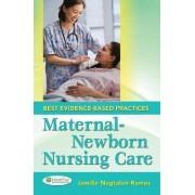 Maternity-Newborn Nursing Care 1e by Jamille Nagtalon-Ramos