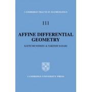 Affine Differential Geometry by Katsumi Nomizu