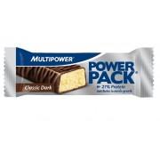 Multipower Power Pack Żywność energetyczna 35g niebieski/biały Batony i żele energetyczne
