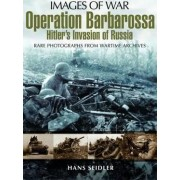 Operation Barbarossa by Hans Seidler