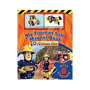 Fireman Sam 6 Books Collection Box Gift Set Pack Fantastic Poster with Fun Stickers