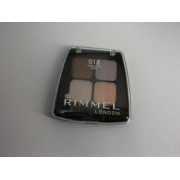 Fard Rimmel Colour Stay Quad - Romantic Cool