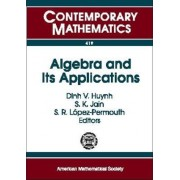 Algebra and Its Applications by D.V. Huynh