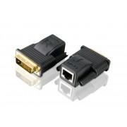 ATEN VE066 :: ATEN Mini DVI екстендър, Cat. 5, 20 м