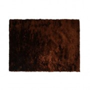 Alfombra de pelo color cobre 160x230 cm VALDO - Miliboo
