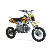 Pit Bike BASTOS BS 125 SA - 2015