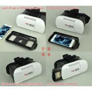 VR BOX 3D VR Virtual Reality 3D Video Glasses Helmet Headset Adjust Cardboard for 4.7 to 6 Inch Smartphones