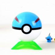 Ysf®1 Pièce Pokémon Balle 7cm Advanced Ball Elf Boule Mignon Pokemon Pocket Wizard Les Jouets Pour Enfants + Elf (Style Aléatoire)