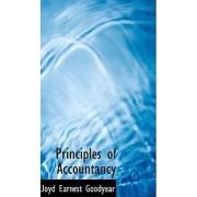 Principles of Accountancy by Lloyd Earnest Goodyear