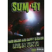 Sum 41 - Sake Bombs & Happy Endings: Live in Tokyo (0602498607886) (1 DVD)