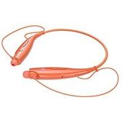 LG Electronics Tone+ HBS-730 Bluetooth Headset - Retail Packaging - Orange