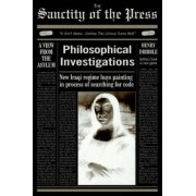 Philosophical Investigations from the Sanctity of the Press by Henry Dribble