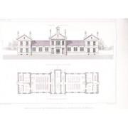Belle Gravure De Mairie Et Ecole De Villeneuve Sur Bellot Marmottin Architecte Moniteur Des Architectes 1881 Pl 44