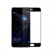 Folie din sticla temperata full size pentru Huawei P10 Lite - Negru