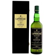 Laphroaig 25 years old Cask Strength single malt Whisky