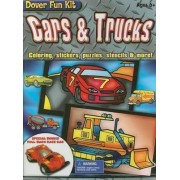 Cars & Trucks by Dover