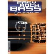 Voggenreiter - Easy Rock Bass ENGLISH Petereit / primer / incl. CD