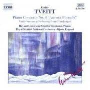 G. Tveitt - Piano Concerto No.4 (0747313576128) (1 CD)
