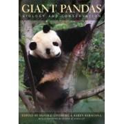 Giant Pandas by Donald G. Lindburg