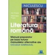 Limba romana manual preparator gimnaziu Ed.2012 - Ion Popa Marinela Popa