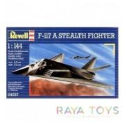 Revell - Самолет F-117 A Stealth Fighter - модел за сглобяване