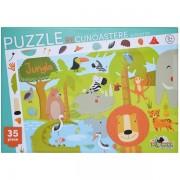 Puzzle recunoastere jungla