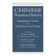 Chinese Business History by Robert Gardella