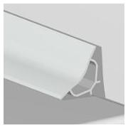 MTS185 - Etansator mini concav din PVC, 12x12 mm