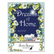 Dreams of Home: A Suits Sisters Coloring Book for Adults