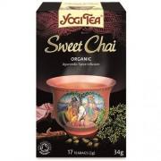 Yogi Tea Herbata Sweet Chai ekspresowa (17x2g)- Yogi Tea